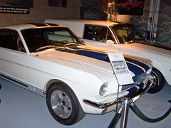 1965 Shelby Mustang GT350 and 1963 Ford Falcon Sedan Delivery used by Carroll Shelby as the shop parts car  in California (coconv) Tags: pictures auto california old classic cars ford car station shop by sedan vintage wagon photo automobile image photos muscle antique parts picture images 63 used vehicles photographs photograph falcon shelby vehicle carroll autos mustang collectible collectors automobiles 65 1965 1963 gt350 blart dekivery