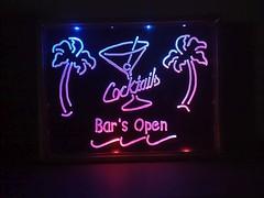 09 My favorite combination (CabbitCastle) Tags: glass bar diy acrylic glow open drink led engraving dremel plexi
