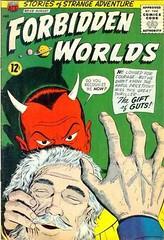 Forbidden-Worlds-113 (Michael Vance1) Tags: sf art weird artist aliens adventure horror terror devil sciencefiction monsters supernatural anthology suspense silverage