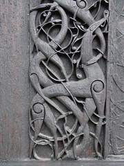 Urnes Stavkirke - Urnes {juni 2014} (westher) Tags: juni zomer noorwegen 2014 sognogfjordane urnes unescowerelderfgoed staafkerkvanurnes