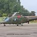 Belgian Air Component Agusta A109 H31 abgestellt
