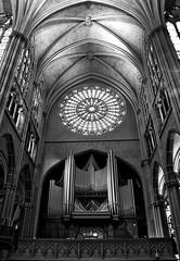 Pipe Organ (NickFolino) Tags: bw cathedral ky basilica assumption covington basilicaoftheassumption