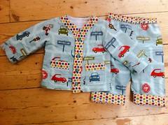 Oliver + S Sleepover Pyjamas (It's me Sophie) Tags: sailboat oliver s sleepover