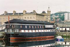 HMS Unicorn (Dundee City Archives) Tags: old house docks wooden dock sailing ship photos harbour dundee navy royal victoria frigate naval unicorn chambers oldest warship customs hms hmsunicorn cressy olddundeephotos