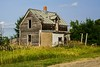 The House With The Picket Fence (nikons4me) Tags: old house abandoned overgrown southdakota fence weeds decay smalltown decaying tallgrass picket okaton nikonafsdxnikkor35mmf18g nikond7100