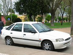 Ford Escort 1.6 CLX Liftback 1997
