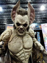Man Bat (Random420) Tags: world philadelphia comic cosplay wizard philly con 2014 manbat