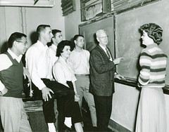 00880 (Hendrix College) Tags: landscape chalk classroom indoors archives professor chalkboard faculty hendrixcollege yespeople