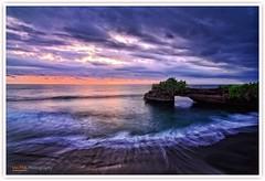 Pura Batu Bolong -Tanah Lot, Bali (Vin PSK) Tags: sunset bali seascape indonesia landscape purabatubolongtanahlot