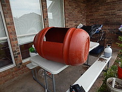 SIDE VIEW (coupe1942) Tags: compost compostbin composter diycompostbin