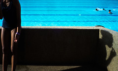 Swimming pool. by noppadol.maitreechit -