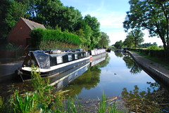 Snarestone Wharf (Sam Tait) Tags: boat canal warf cut line wharf trust end restoration inland narrow recovery waterway ashby snarestone