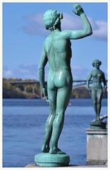 SAM_1094 (infp69 Photography) Tags: sculpture art sweden stockholm statues sculptures