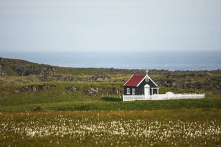 Church at Papey Island