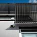 Semi-Transparent Metal Awnings