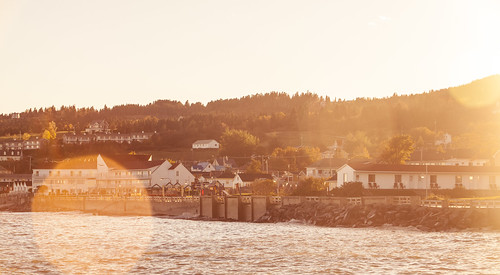 Percé Sunset