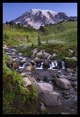 Myrtle Falls (BHagen) Tags: