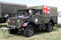 Bedford MW 849XUR/Z5302142 (NTG's pictures) Tags: show bedford military trust vehicle and trucks fighting society warwickshire tanks alvis firepower mw 2014 dunchurch 849xurz5302142