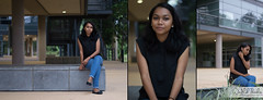 DSC_0105x (Wadhah Ibrahim) Tags: blue girl student graduate utp triptychs