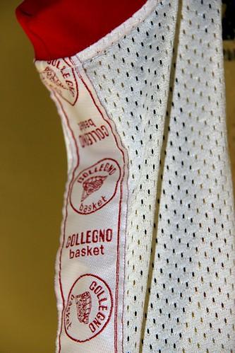 Dettaglio Maglia SANFILIPPO Collegno Basket