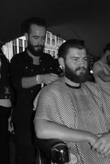 Bollekesfeest (larry_antwerp) Tags: belgium barber antwerp kapper chaplins bollekesfeest rinnischrauwen