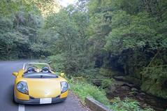 DSC03669 -  2 (macco) Tags: auto car sport japan spider automobile renault  nippon     renaultsportspider     sautevent    versautevent