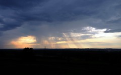 skyscapes 09202014 (2) (Ange 29) Tags: sky sun canada holland rain clouds king olympus m valley marsh rays zuiko township omd em1 1240mm