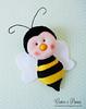 Sobre o blog - Cores e Panos (Daniella (Cores e Panos)) Tags: blog arte artesanato craft felt abelha feltro fofuras moldes