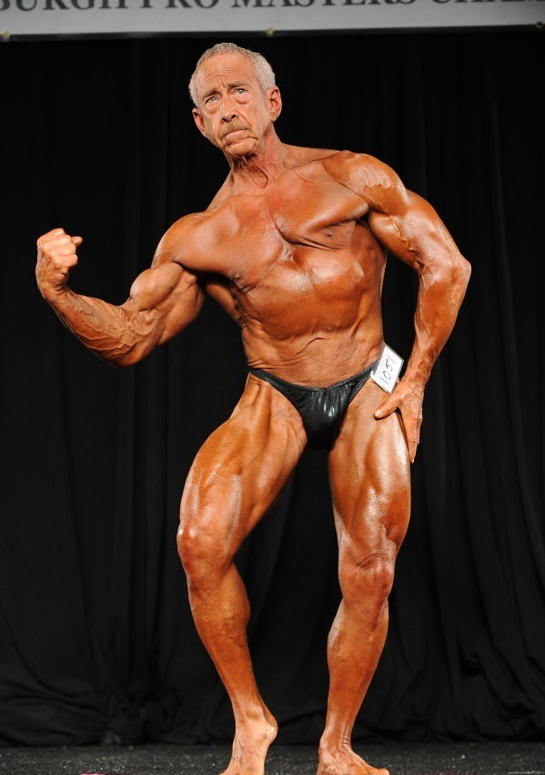 Think, you mature bodybuilder men