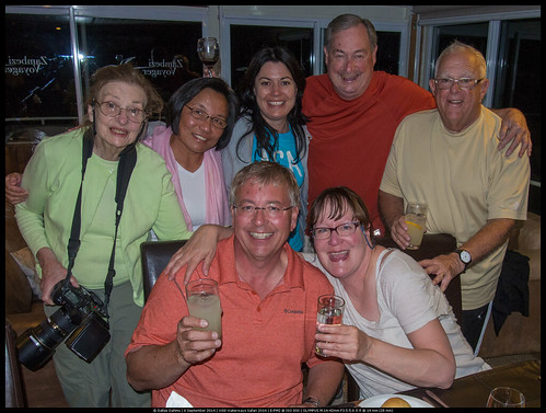 Ann, Christina, Pepe, John, Gerry, Fred, Mi-Anne