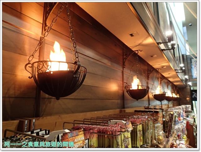 日本東京台場美食海賊王航海王baratie香吉士海上餐廳image044