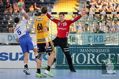 "DKB DHL15 Rhein-Neckar-Löwen vs. HSV Handball 06.09.2014 059.jpg • <a style=""font-size:0.8em;"" href=""http://www.flickr.com/photos/64442770@N03/15166255801/"" target=""_blank"">View on Flickr</a>"