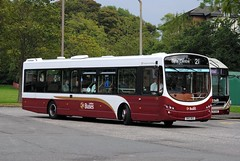 178 (Callum Colville's Lothian Buses) Tags: bus buses volvo edinburgh lothian eclips madder lothianbuses edinburghbus b7rle madderandwhite madderwhite busesedinburgh sn13beo buseslothianbuses