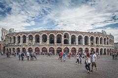 Theater Verona (eiljot) Tags: italien theater arena verona canon600d sigmabauwerkeereignisseurlaubverona
