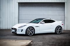 JAGUAR F-TYPE S (Nicolas Delpierre) Tags: white sexy car automotive voiture f type jaguar canon85f18 ftype strobist worldcars jaguarftype canon430exii canoneos5dmarkiii nicolasdelpierre jaguarmarseille