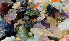 Gemstones (tim.perdue) Tags: columbus ohio macro rock stone closeup zoo interestingness interesting sand colorful treasure mining explore powell multicolored popular gem gemstone