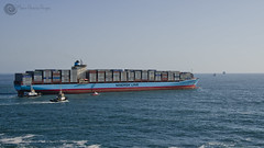 Gustav Maersk (Mario Pereda Reyes) Tags: puerto san gustav antonio maersk