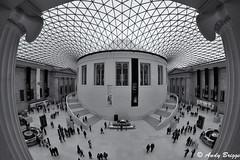 British Museum Atrium (Pandster1981) Tags: a77 britishmuseum fisheye london samyang8mm sonya77