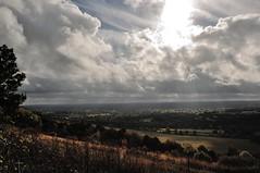 Autumn colours (smcnally24601) Tags: autumn fall storm cloud clouds sun sky landscape box hill surrey britain england national trust outdoors