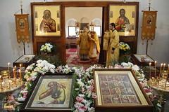 29. Church service in Svyatogorsk / Богослужение в храме г.Святогорска 09.10.2016