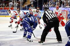 Leksand-rebro 2016-10-01 (Michael Erhardsson) Tags: leksand lif shl hockey 2016 20162017 leksing tekning nedslpp johan porsberger anfallzon offensiv tekare