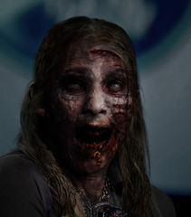Jennifer Lopez Zombie: By Bobby Boggs (Bobby Boggs Graphic Artist) Tags: bobby boggs robert bogdany bronx boy facebook artist throgs neck jennifer lopez zombie