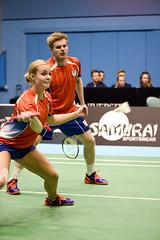 NBLmatch-5100-0419 (University of Derby) Tags: 5100 badminton nbl sportscentre universityofderby match
