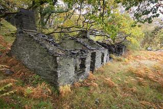 Dinorwic quarry building 04 oct 16