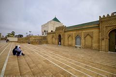Mausoleum and its Mosque (T   J ) Tags: morocco rabat fujifilm xt1 teeje fujinon1024mmf4