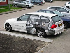 BMW 318i (2010) (streamer020nl) Tags: wilmarmaatwerk bmw 318i 2010 stationwagon 2016 211016