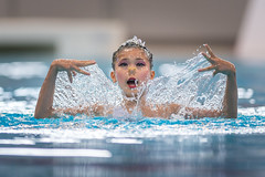 11th Singapore National Open Synchronised Swimming Championships (BP Chua) Tags: swimming synchronised sport art water freeze photography girl solo closeup nikon d750 action splash telephoto 300mm