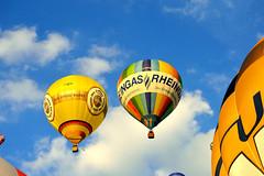 Montgolfiade Warstein (Germany) (jens_helmecke) Tags: ballon balloon montgolfiade warstein sauerland jens helmecke nikon deutschland germany