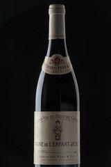 Blood of baby jesus-2 (Kristina Noir) Tags: alcohol booze bottle french frenchred glass grape label pinot pinotnoir redwine strobe studio wine