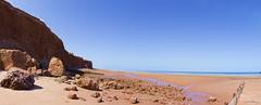 Australia Yorke Peninsula (Shedraway Photos) Tags: shipwreck hougomont naturewall sea rock outdoor outdoors sand redsand bluesky sky skies yorke yorkepeninsula southaustralia australia canon6d ef1635